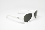 Babiators Wicked White Kids Sunglasses - Toyabella.com
