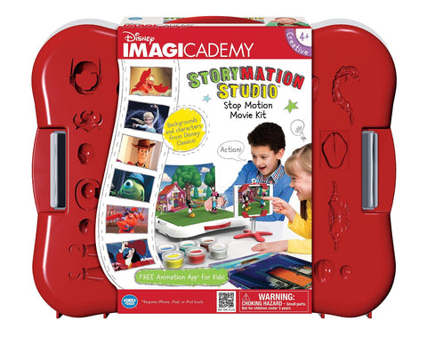 New Disney Imagicademy Storymation Studio - Toyabella  - 1