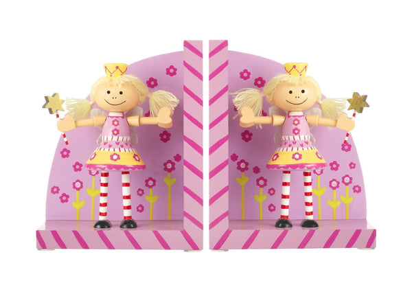 Mimi Fairy Bookends by Orange Tree Toys - Toyabella.com
