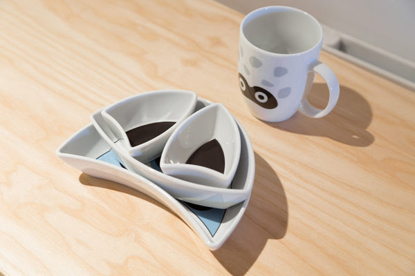 COW Kit Pappa Plate & Cup Set by Flowerssori - Toyabella.com