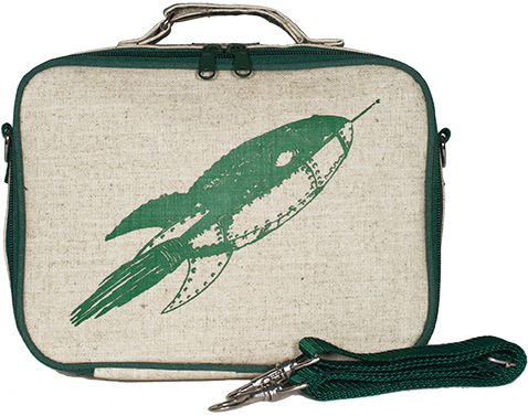 SoYoung Green Rocket Lunch Box - Toyabella.com