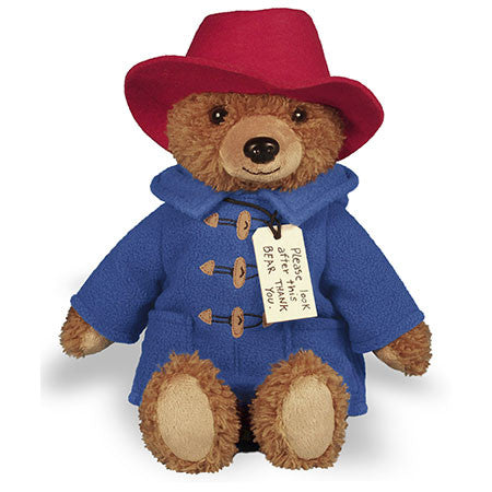 "BIG SCREEN PADDINGTON BEAR 8.5"" - Toyabella.com"