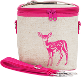 SoYoung Pink Fawn Small Cooler Bag - Toyabella.com
