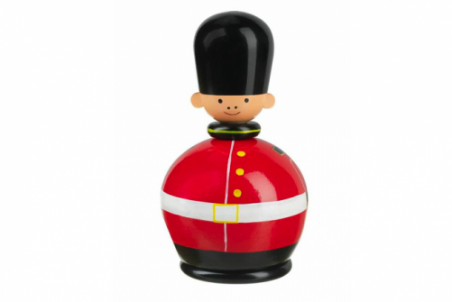 Handcrafted Wooden Soldier Money Box By Orange Tree Toys - Toyabella.com