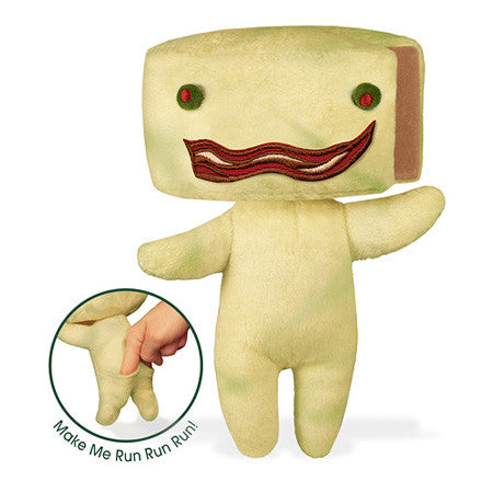 "THE STINKY CHEESE MAN 8"" SOFT TOY - Toyabella"