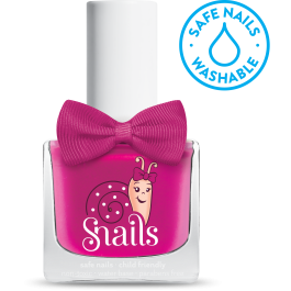 Sweetheart - Pinky-Purple Snails Washable Polish - Toyabella.com