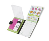 Melissa & Doug Felt Friends Book - ON the GO Craft Activity - Toyabella  - 2
