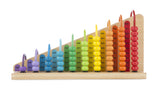 Melissa & Doug Add & Subtract Abacus - Toyabella  - 2