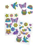 Melissa & Doug Friendship Foam Stickers Book - ON the GO Craft Activity - Toyabella  - 4