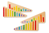 Melissa & Doug Add & Subtract Abacus - Toyabella  - 4