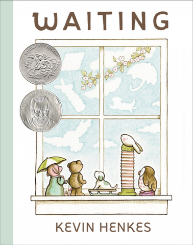 Waiting by Kevin Henkes/ Illustrated by Kevin Henkes - Toyabella.com