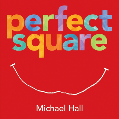 Perfect Square by Michael Hall/ Illustrated by Michael Hall - Toyabella.com