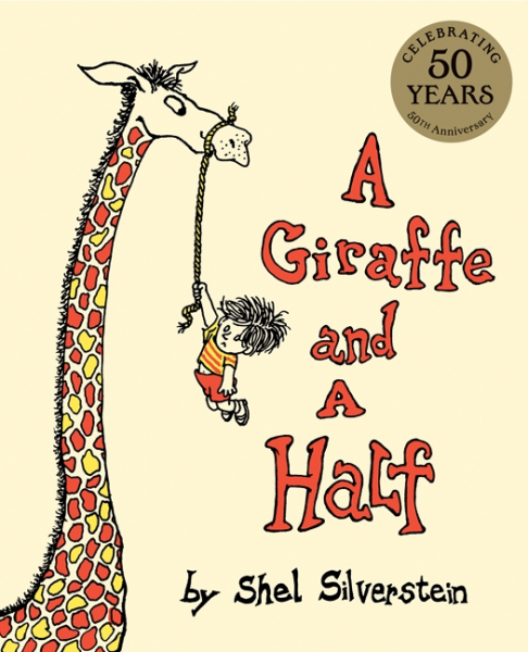 A Giraffe and a Half by Shel Silverstein / Illustrated by Shel Silverstein - Toyabella.com