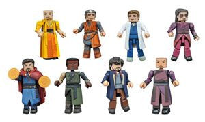 Diamond Select Minimates Doctor Strange Assortment pack
