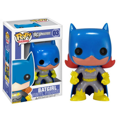 FUNKO HOT TOPIC Bat girl DC Exclusive