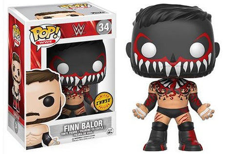 Funko pop wwe Finn Balor Chase
