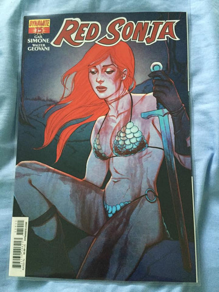 Copy of Red Sonja #15 (Gail Simone) Variant Cover