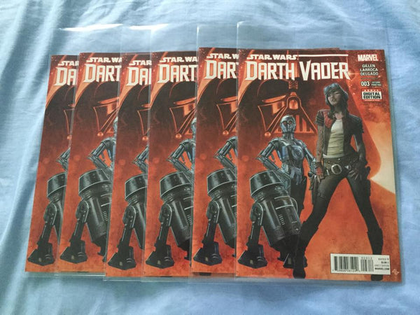 Star Wars Darth Vader Issue #3 (2nd Print)