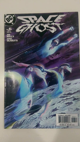 DC Space Ghost #6 $2.00