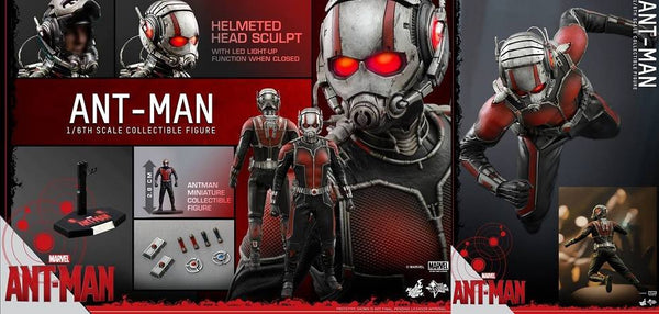 Hot Toys 1/6th scale Ant-Man