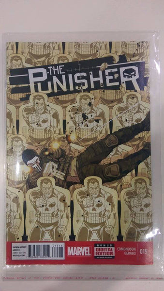 Marvel The Punisher #15 $2.00