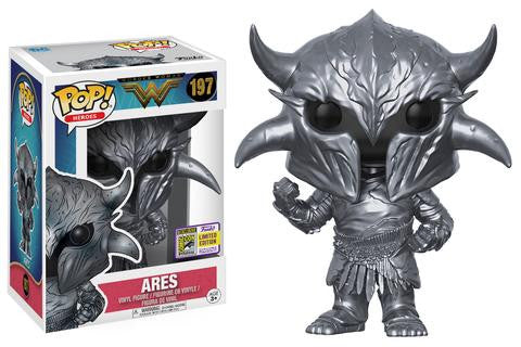 FUNKO DC SDCC 2017 Exclusive Ares Wonder Woman