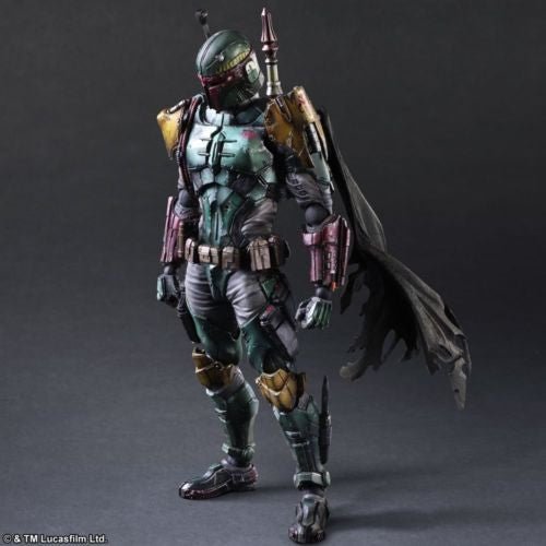 STAR WARS VARIANT PLAY ARTS Kai Boba Fett
