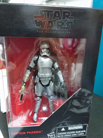 "Hasbro Black Series 3.75"" Captian Phasma"