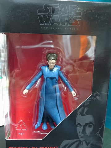 "Star Wars Hasbro Black Series 3.75"" Leia TFA"
