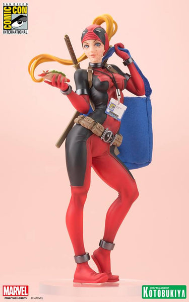 SDCC 2016 Exclusive Lady Deadpool Bishoujo Statue