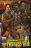 MARK BROOKS STAR WARS VERTICAL CONNECTING COVER COLOR VARIANTS (3 ISSUES)