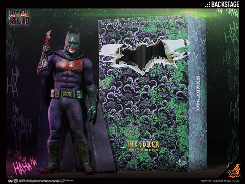 Hot Toys Suicide Squad DC Joker Batman