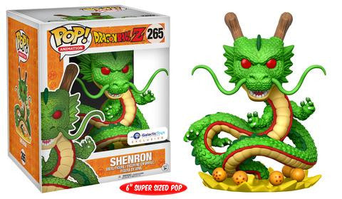 funko dragon ball Z shenron Exclusive 6""