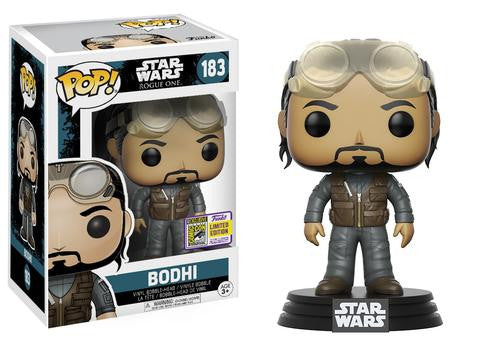 SDCC 2017 Star Wars Exclusive BODHI