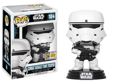 SDCC 2017 FUNKO STAR WARS Exclusive Tank Trooper