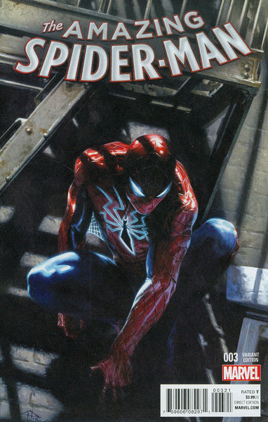 AMAZING SPIDER-MAN VOL. 4 #3 GABRIELE DELL OTTO VARIANT