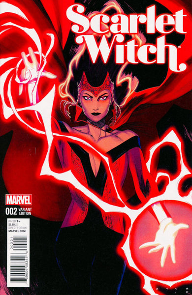 SCARLET WITCH VOL 2 #2 COVER B KRIS ANKA VARIANT