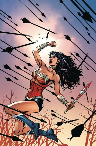 WONDER WOMAN VOL. 4 #52 DAVID FINCH NEW 52 HOMAGE COVER VARIANT