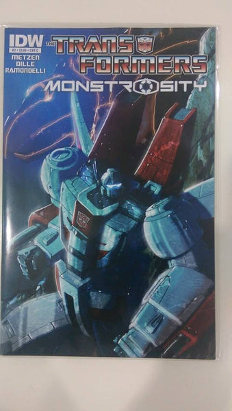 IDW Transformers Monstrosity $2.00