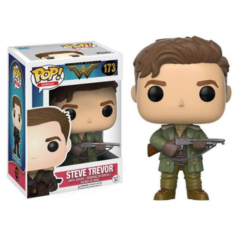 FUNKO POP MOVIE WONDER WOMAN Steve Trevor