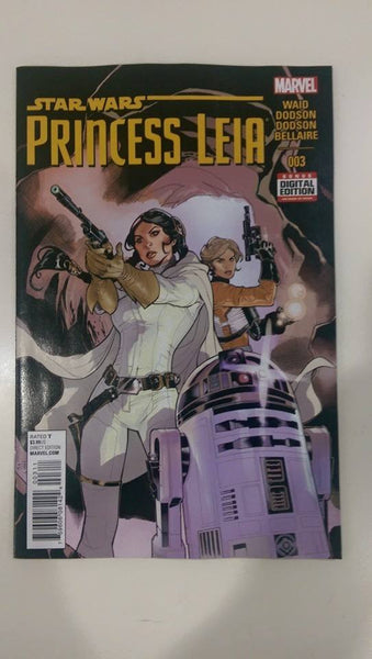 Marvel Star Wars Princess Leia #2