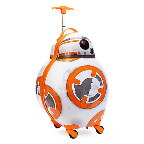 BB-8 Rolling Luggage - Star Wars: The Force Awakens Disney Exclusive