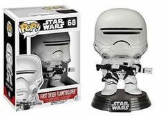 PRE ORDER STAR WARS TFA The Force Awakens Flame Trooper.