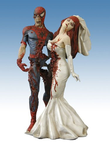 Marvel Zombies Spider-man & Mary Jane