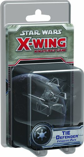 Star Wars X-Wing: TIE Defender Expansion Pack