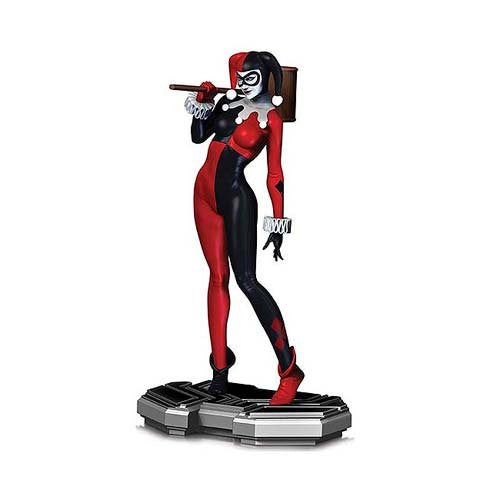 Dc Collectibles Dc Comics Icons: Harley Quinn Statue Limited Edition