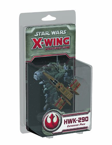Star Wars X-Wing HWK-290 Light Freighter Expansion Pack