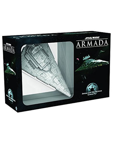 Star Wars Armada: Imperial Class Star Destroyer Expansion Pack Board Game