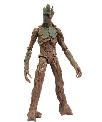 Marvel Guardians of the Galaxy Galactic Battlers Groot Figure 8""