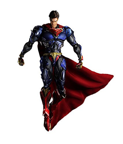 Square Enix Play Arts Kai DC Comics Variants Superman Action Figure